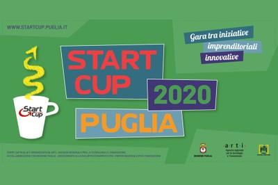 logo small Start Cup Puglia 2020