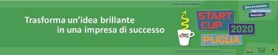 logo Start Cup Puglia 2020